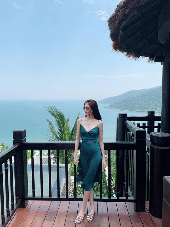 Đăng ảnh trong kỳ nghỉ, Nữ hoàng sắc đẹp Ngọc Duyên được khen xinh hết phần thiên hạ - Hình 10