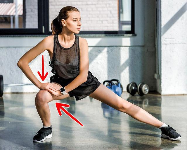 Dù nghỉ lễ cũng đừng tiếc 5 phút mỗi ngày tập 5 bài tập sau để giảm mỡ đùi, làm thon nuột đôi chân - Hình 5