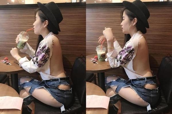 Giữa cái nắng mùa hè, cô gái quên mặc quần ra đường khiến dân tình nhìn vào cũng nóng mắt theo - Hình 8