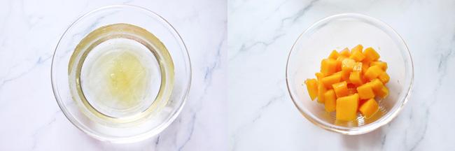 Hè này thử ngay cách làm sữa chua xoài, ăn một lại muốn hai, đảm bảo ngon khó cưỡng - Hình 1