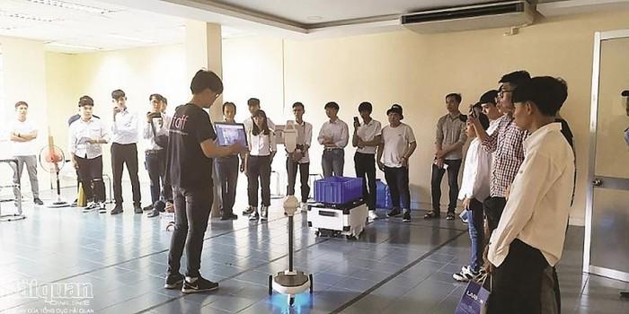 Khu Công viên phần mềm Quang Trung phát huy hiệu quả khu công nghệ thông tin đầu tiên của cả nước - Hình 2