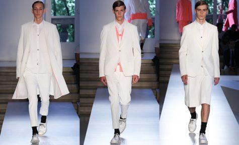 Lối đi mới cho phong cách thời trang với trang phục màu trắng - Hình 3
