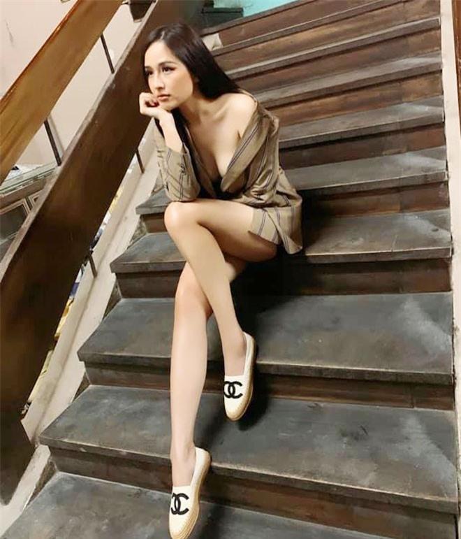Lý do khiến Hoa hậu Mai Phương Thúy liên tục diện đồ gợi cảm - Hình 2