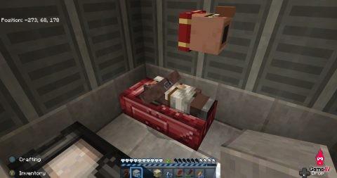 Minecraft đại loạn sau BIG Update: Dân làng cướp nhà, cướp giường người chơi rồi thản nhiên... sinh sản vô tội vạ - Hình 2