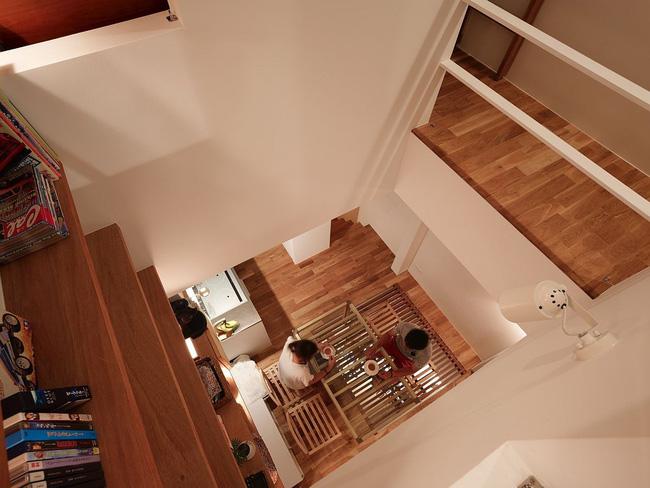 Một mình một kiểu nhưng ngôi nhà siêu nhỏ ở Nhật Bản vẫn gây ấn tượng vì sự thoải mái và tiện nghi - Hình 8