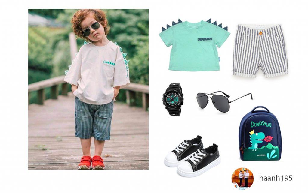 Phối đồ để bé thoải mái vui chơi trong ngày hè với 8 bài dự thi xuất sắc nhất - Hình 3