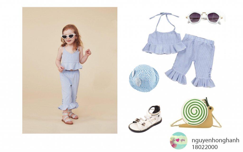 Phối đồ để bé thoải mái vui chơi trong ngày hè với 8 bài dự thi xuất sắc nhất - Hình 4