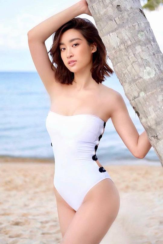 Sao Việt đồng loạt cởi xiêm y, diện bikini - Hình 12