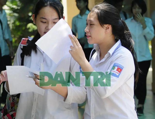 Sau nghỉ lễ, Hà Nội chốt nguyện vọng vào lớp 10 - Hình 1