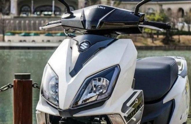 Xe ga Suzuki Swing-R ra mắt, so găng với Honda Air Blade - Hình 5