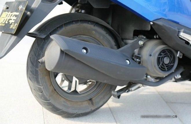 Xe ga Suzuki Swing-R ra mắt, so găng với Honda Air Blade - Hình 9