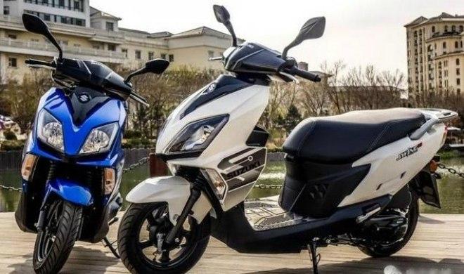 Xe ga Suzuki Swing-R ra mắt, so găng với Honda Air Blade - Hình 3