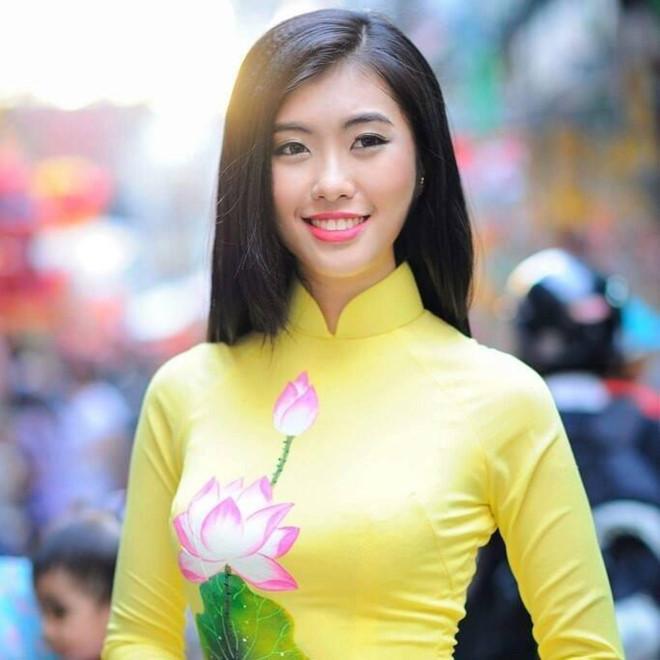 Dàn hoa khôi ĐH Ngoại Thương TP.HCM: Toàn Á hậu, người đẹp, người mẫu - Hình 2