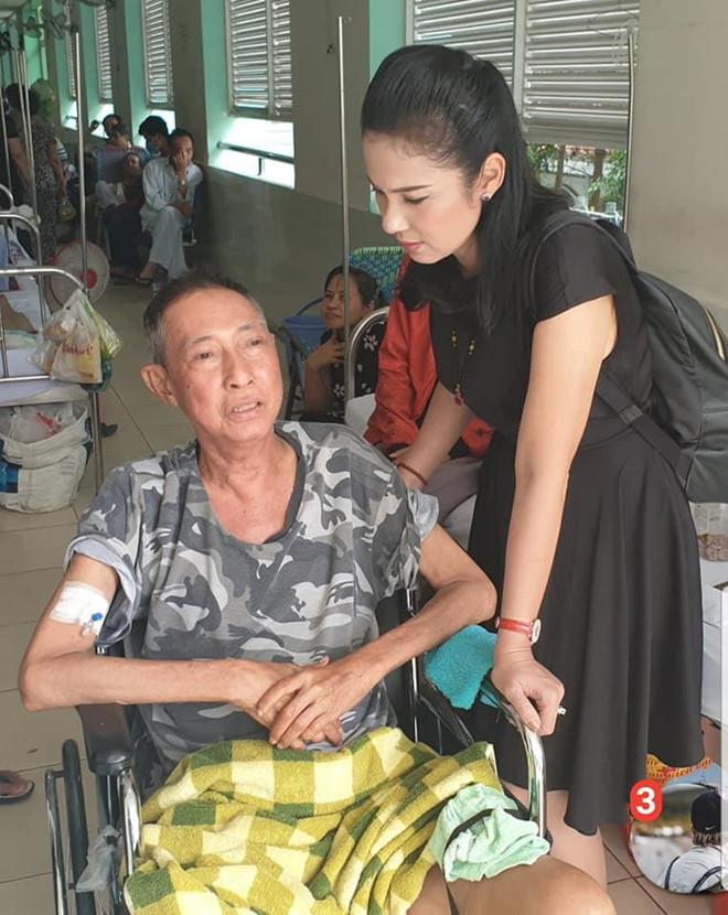 Nghệ sĩ Lê Bình: Tôi đau đớn lắm, cơ thể như rút kiệt sức lực rồi - Hình 1