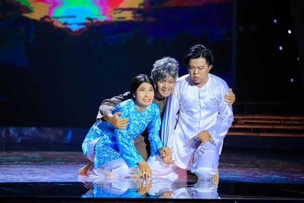 NSƯT Kim Tử Long ghen tỵ với body 6 múi của soái ca làng xiếc - Hình 6