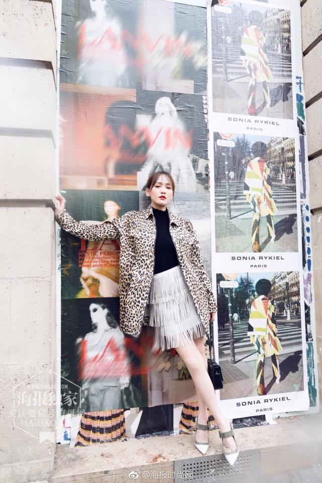 Trần Kiều Ân - bóng hồng Đài Loan sở hữu phong cách thời trang không tuổi - Hình 16