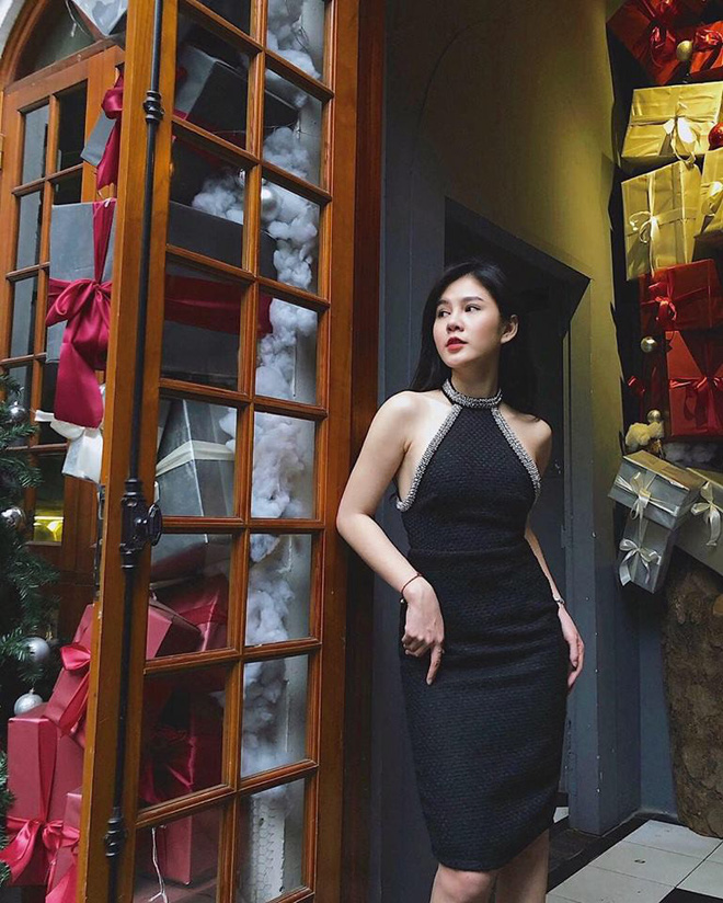 Chân dung nữ MC xinh đẹp, bị nghi vấn yêu đồng tính với diễn viên Phanh Lee - Hình 11