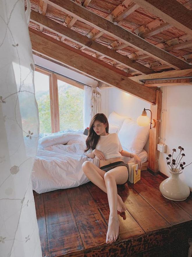 Chân dung nữ MC xinh đẹp, bị nghi vấn yêu đồng tính với diễn viên Phanh Lee - Hình 7