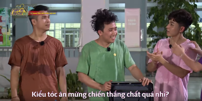 BB Trần bị loại đầu tiên ở tập 1 Running Man Việt: Thà thua trong rạng ngời, còn hơn thắng mà te tua! - Hình 1