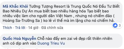Ca sĩ Dương Triệu Vũ công khai ủng hộ Aroma resort, lên án Khoa Pug: Ăn vạ, làm mình làm mẩy... - Hình 9
