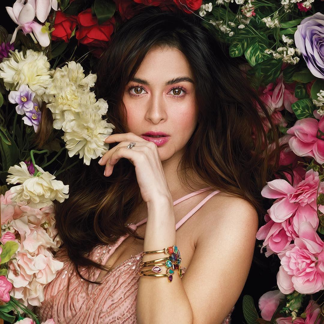 Cận ngày sinh con, mỹ nhân đẹp nhất Philippines vẫn xinh đẹp rạng rỡ - Hình 1