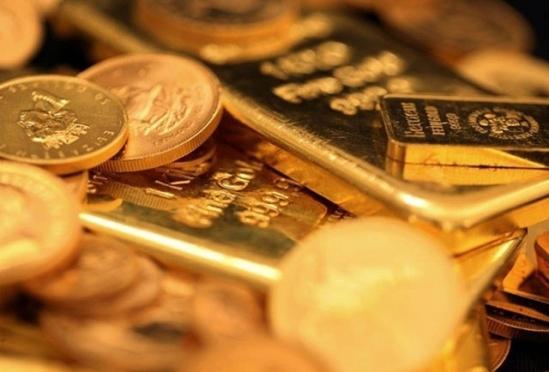 Giá vàng ngày 9/4 tăng vọt - Hình 1