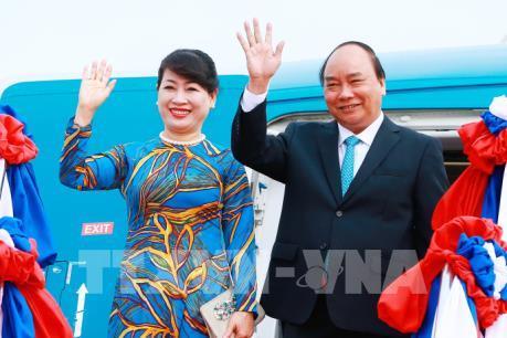 Thủ tướng Nguyễn Xuân Phúc sẽ thăm chính thức Ru-ma-ni và CH Séc - Hình 1
