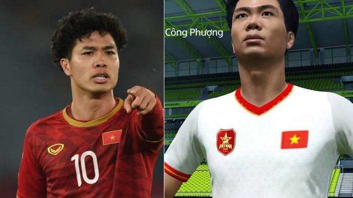 Tin vui game thủ Việt: Công Phượng có mặt trên FIFA 19 - Hình 1