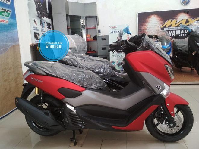 Yamaha NVX 155 2019 quý phái hơn trong tùy chọn màu mới - Hình 1