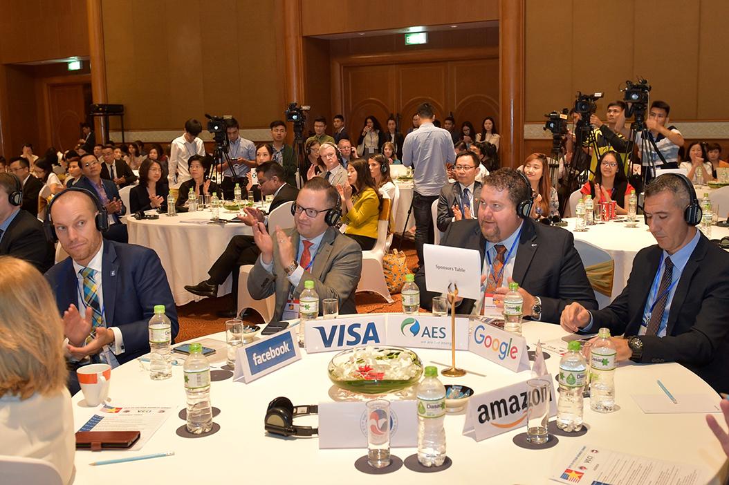 Doanh nghiệp Việt - Mỹ cùng kiến tạo và phát huy các cơ hội kinh doanh - Hình 2