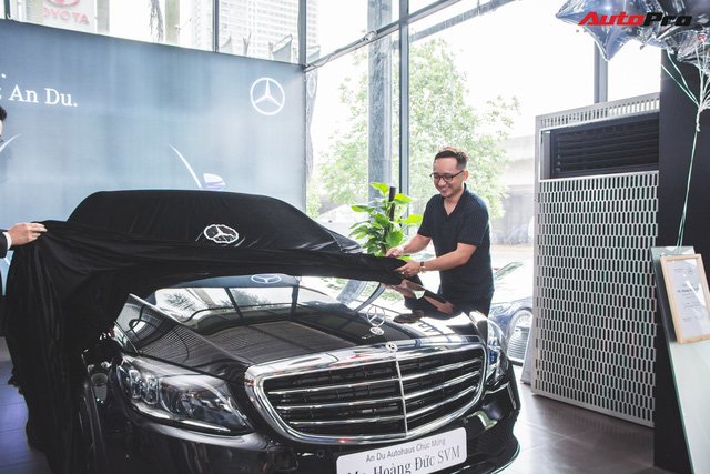 Gặp 'Chủ tịch' Đức SVM mua Mercedes gần 2 tỷ và cái kết đừng đánh giá người khác qua vẻ ngoài - Hình 1