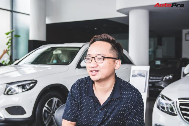 Gặp 'Chủ tịch' Đức SVM mua Mercedes gần 2 tỷ và cái kết đừng đánh giá người khác qua vẻ ngoài - Hình 3