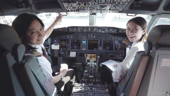 Người phụ nữ làm nên lịch sử của ngành hàng không Nhật Bản - Hình 1