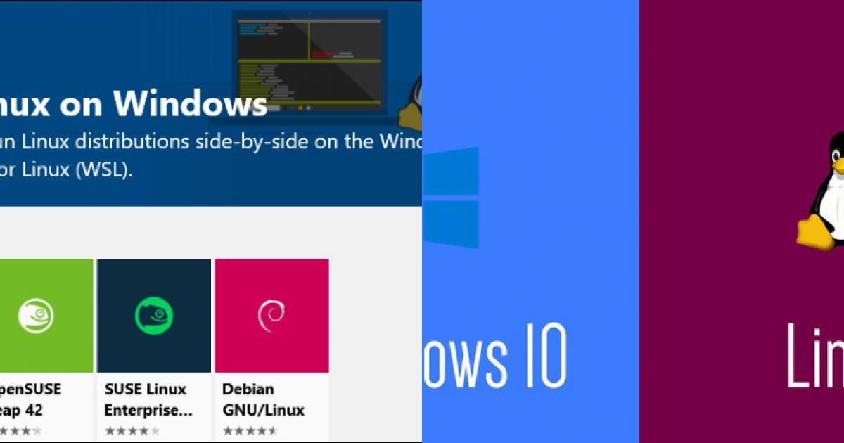 Gnu Windows 10