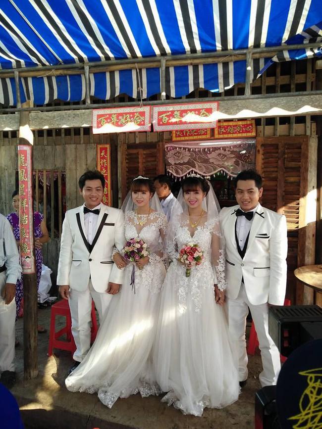 Cặp anh em song sinh tổ chức đám cưới cùng một ngày được dân mạng rần rần vỗ tay chúc phúc - Hình 3