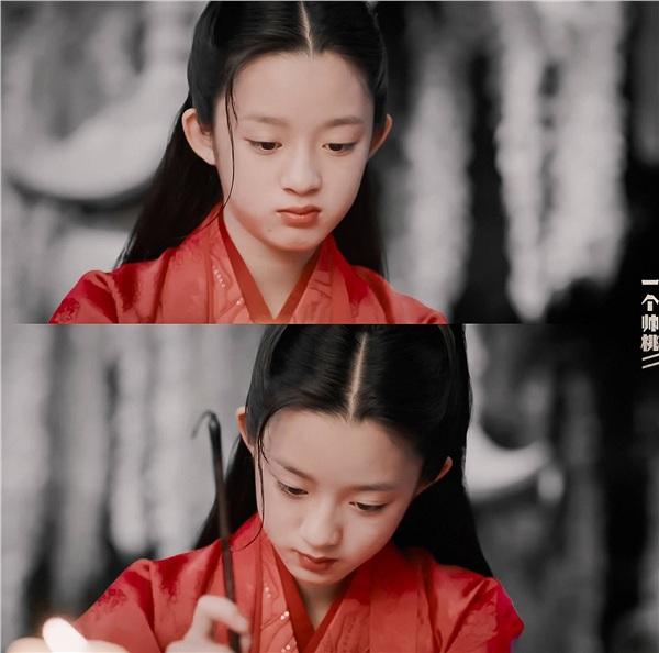 Con cưng của Dương Mịch: 12 tuổi đã có gia tài phim đáng ngưỡng mộ, diễn xuất khiến các đàn chị phải xấu hổ - Hình 3