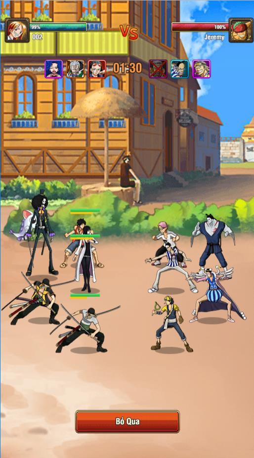 Ngắm nghía Vua Hải Tặc H5, game One Piece đa nền tảng sắp cập bến Việt Nam - Hình 3