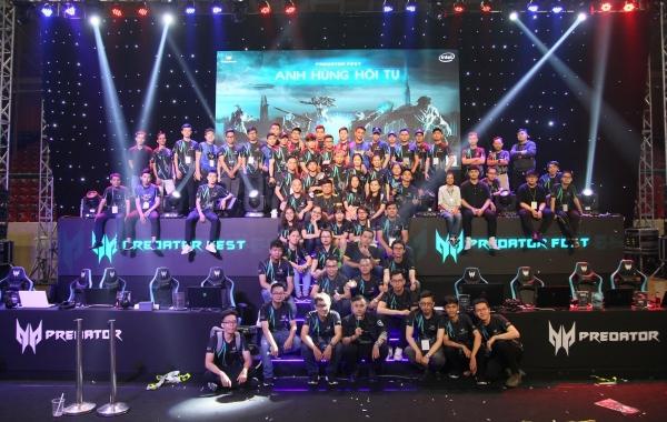 Sự kiện Predator Fest 2019 quy tụ đông đảo game thủ tham gia - Hình 14