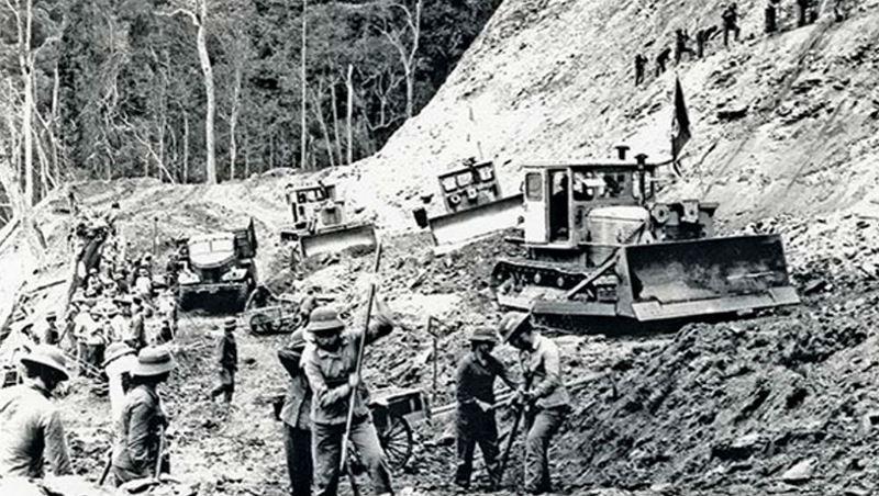 60 năm Đường Trường Sơn-Đường Hồ Chí Minh: Nơi thể hiện ý chí thống nhất non sông - Hình 1