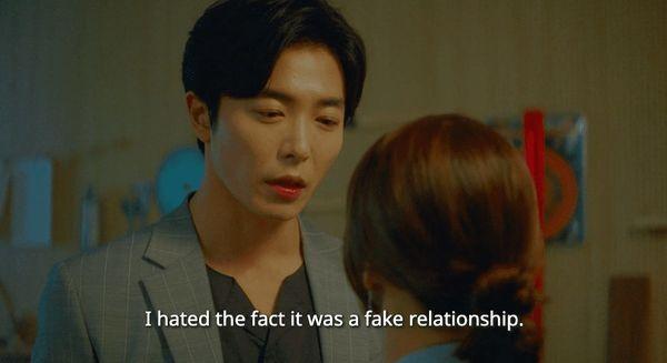 Bí mật nàng fangirl tập 9-10: 5 khoảnh khắc rúng động của Park Min Young và Kim Jae Wook - Hình 8