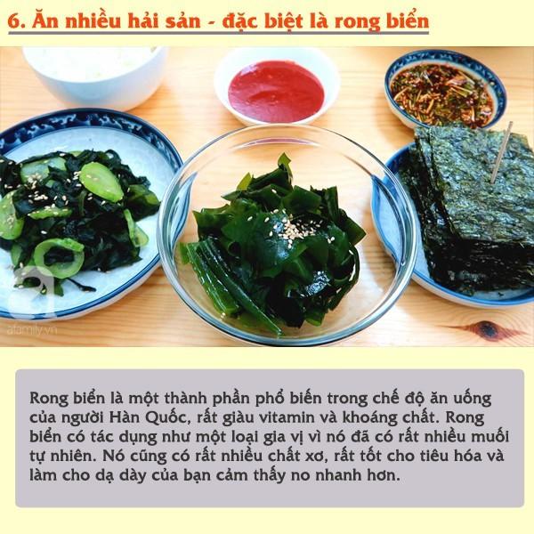 Các cô gái Hàn Quốc ăn rất nhiều nhưng họ không bị béo: Đây chính là bí quyết cho chị em học theo - Làm đẹp,đá ủi