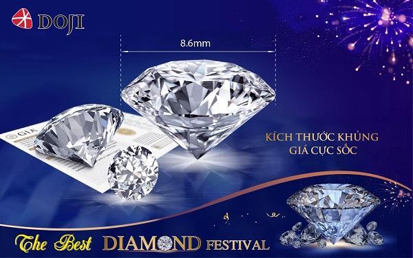 Doji tung chương trình mua kim cương theo giá của bạn - Hình 3