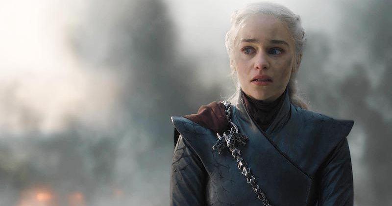 Game of Thrones - 7 điềm báo Daenerys Targaryen sẽ hoá điên, Lena Headey và Colenth Hill chia sẻ về tập 5 - Hình 1
