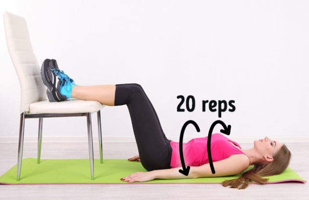 Làm việc này 10 phút mỗi ngày, mỡ bụng tự tan biến không cần ăn kiêng vất vả - Hình 2