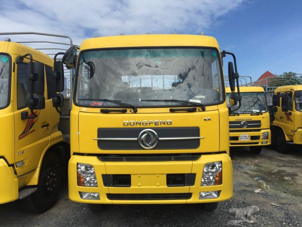 Những mẫu xe tải Dongfeng tốt nhất trên thị trường hiện nay - Hình 8