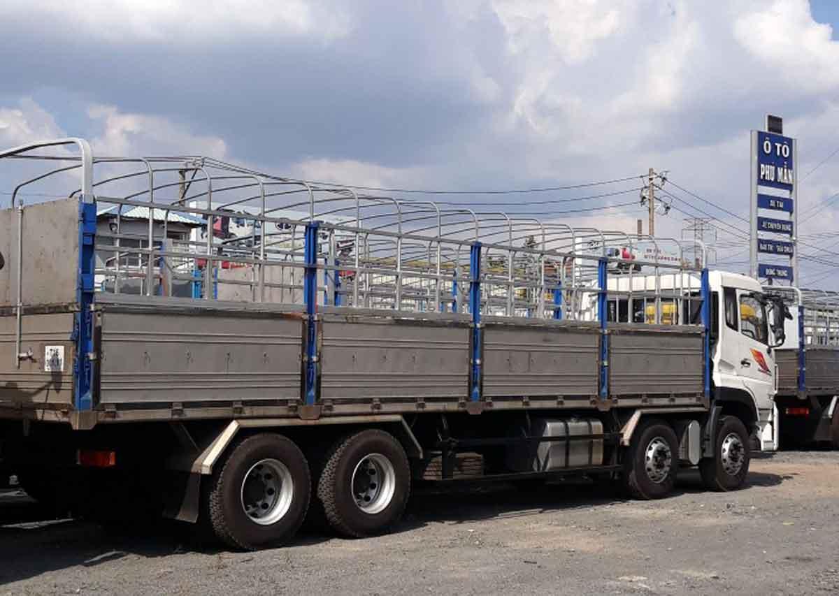 Những mẫu xe tải Dongfeng tốt nhất trên thị trường hiện nay - Hình 19