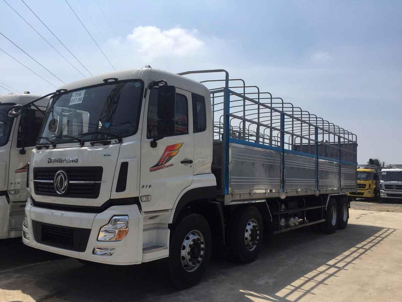 Những mẫu xe tải Dongfeng tốt nhất trên thị trường hiện nay - Hình 16