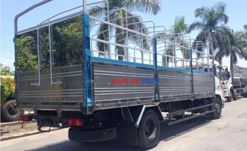 Những mẫu xe tải Dongfeng tốt nhất trên thị trường hiện nay - Hình 6