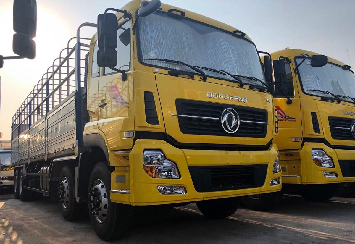 Những mẫu xe tải Dongfeng tốt nhất trên thị trường hiện nay - Hình 14