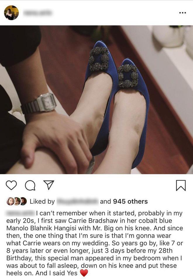 Thái Vũ cầu hôn con gái duy nhất của giám đốc Christian Dior Việt Nam lãng mạn như phim ngôn tình? - Hình 2